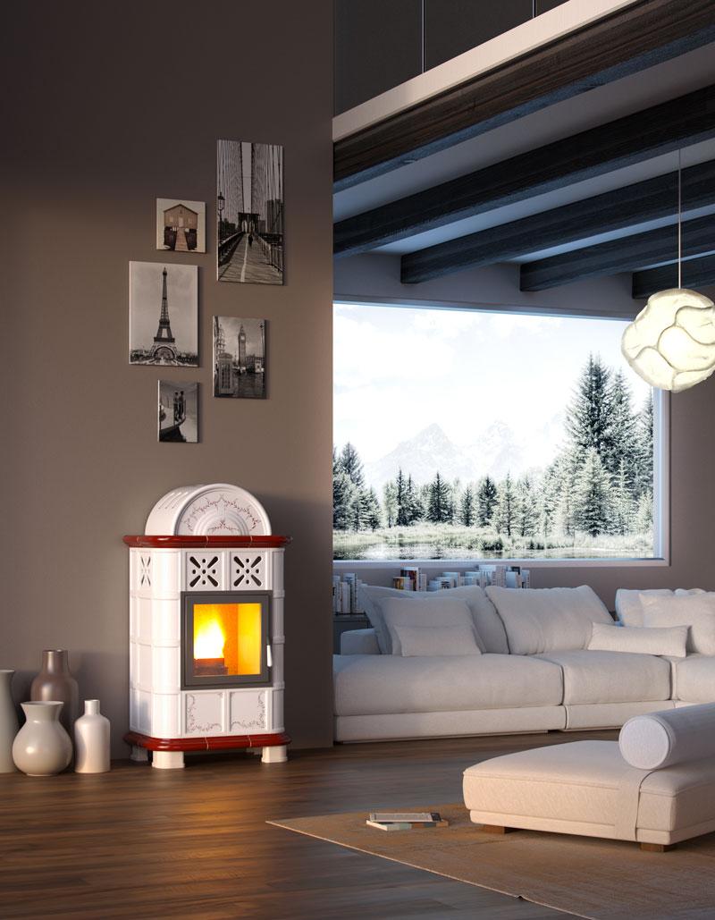 Come riscaldare una casa grande camino con spazio davanti per sedili with come riscaldare una - Sistemi per riscaldare casa ...