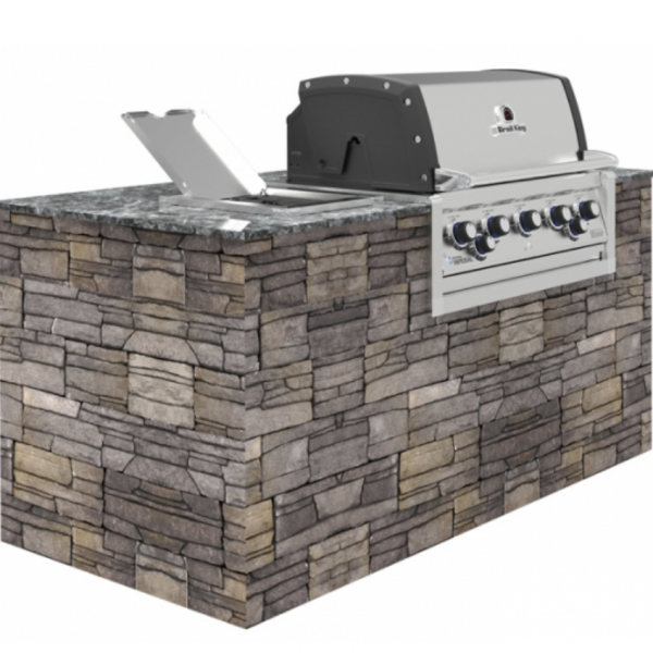 Barbecue da incasso Imperial 590 | Atelier del Fumista